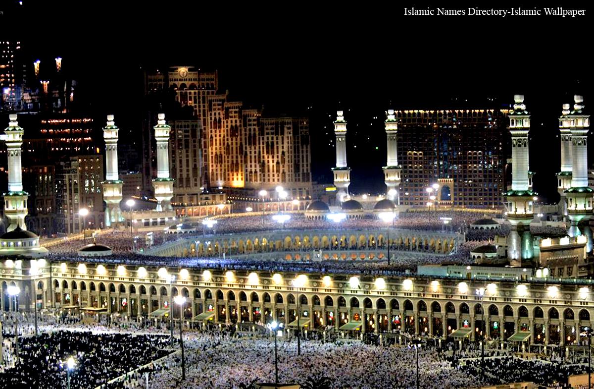 new blog pics Wallpaper Makkah 1200x785