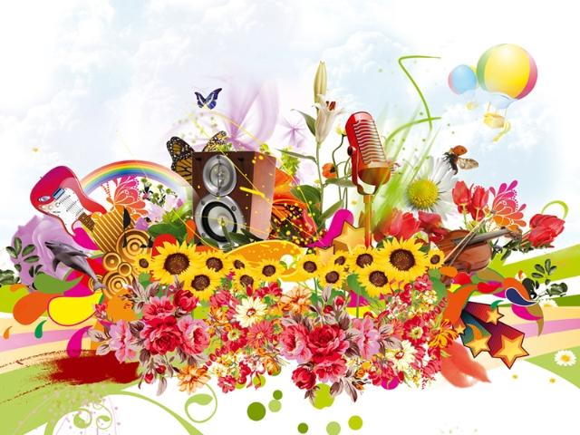disney spring wallpaper backgrounds - photo #18