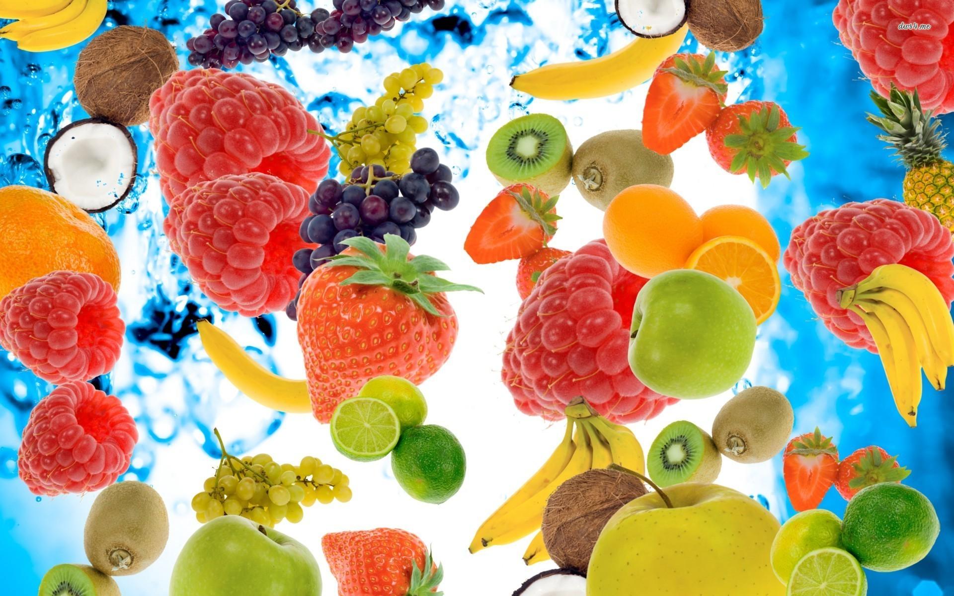 Fresh Fruit Wallpaper 1920x1200