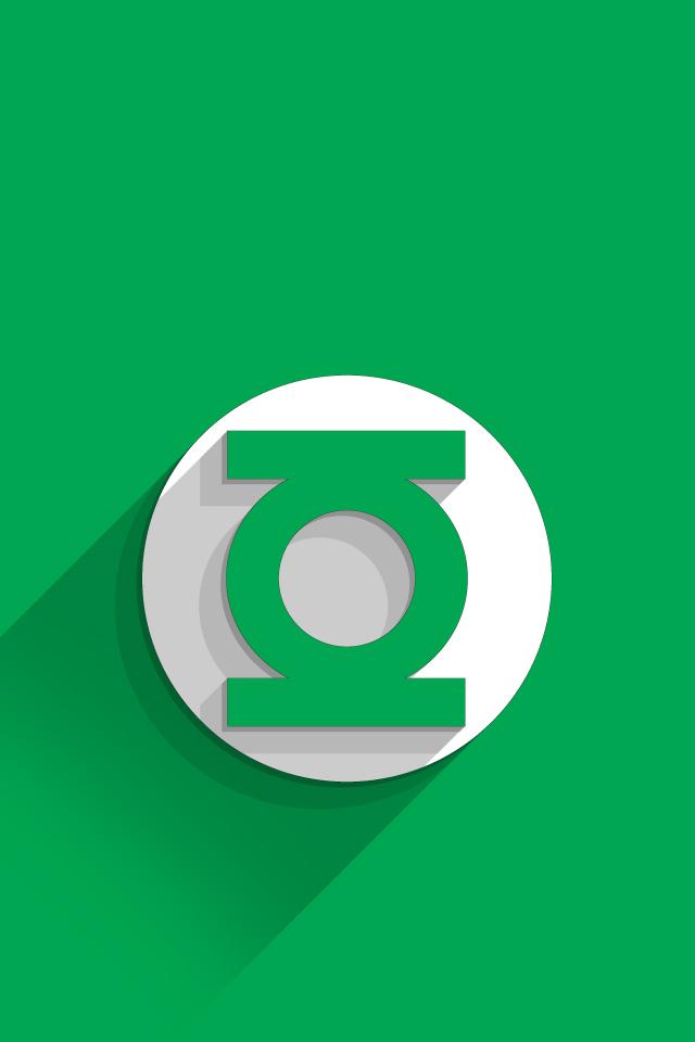 Green Lantern 640x960