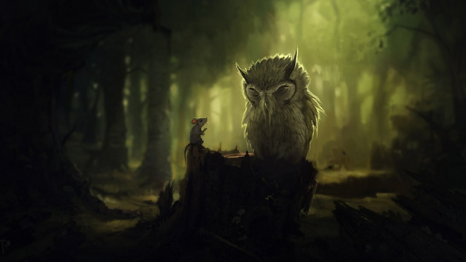 Dark Forest Windows 81 Theme and Wallpaper All for Windows 10 1920x1080