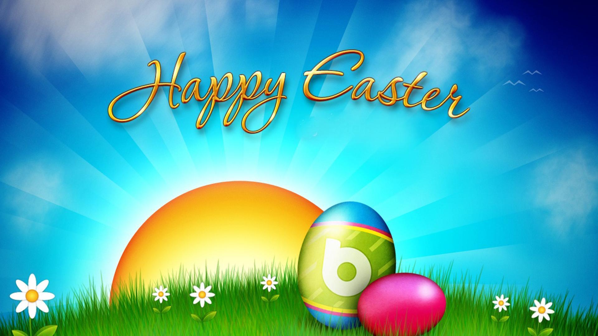 Happy Easter HD Wallpapers Download Desktop Wallpaper Images 1920x1080