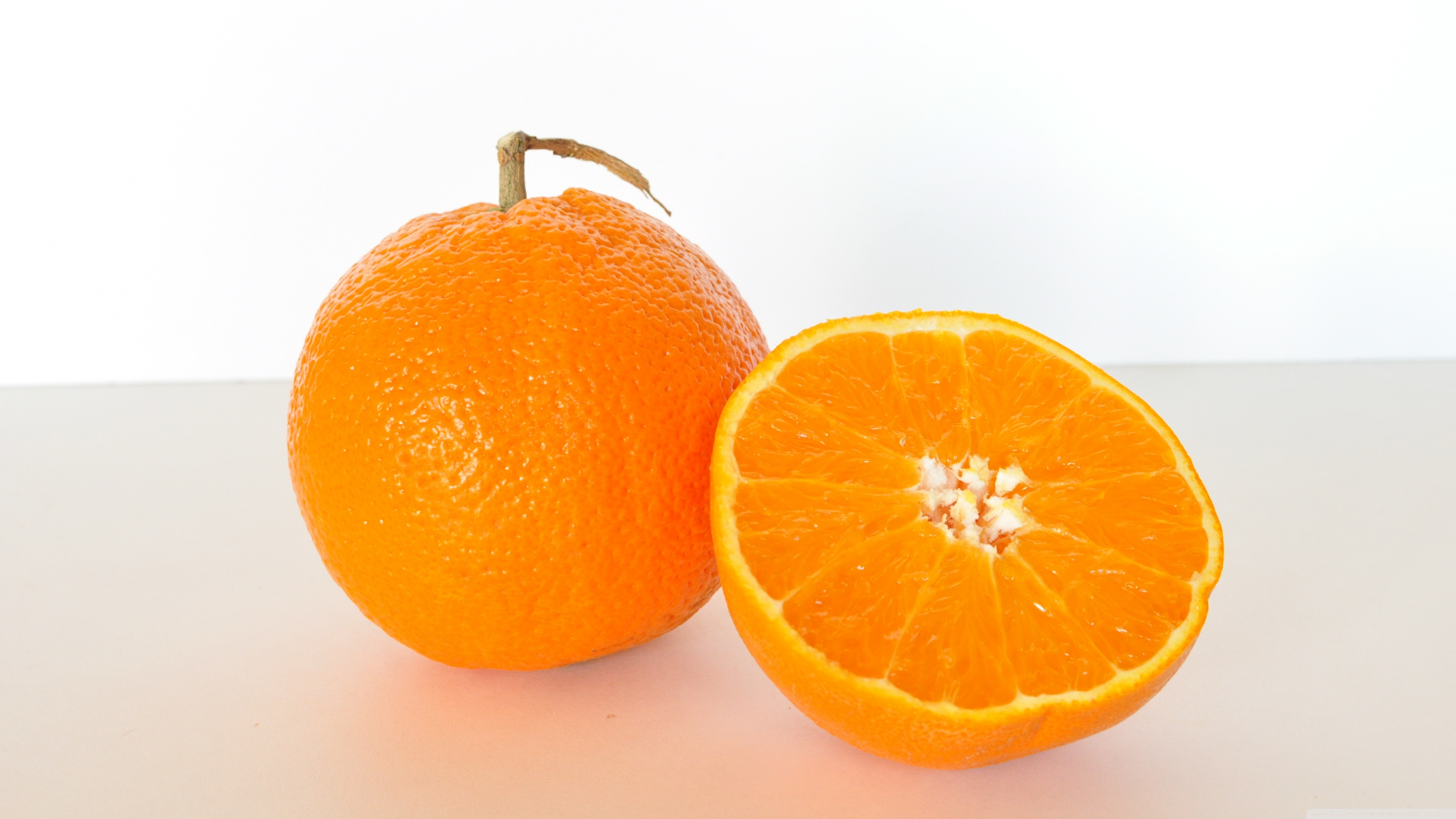 Orange Fruit 4K HD Desktop Wallpaper for 4K Ultra HD TV Wide 3840x2160