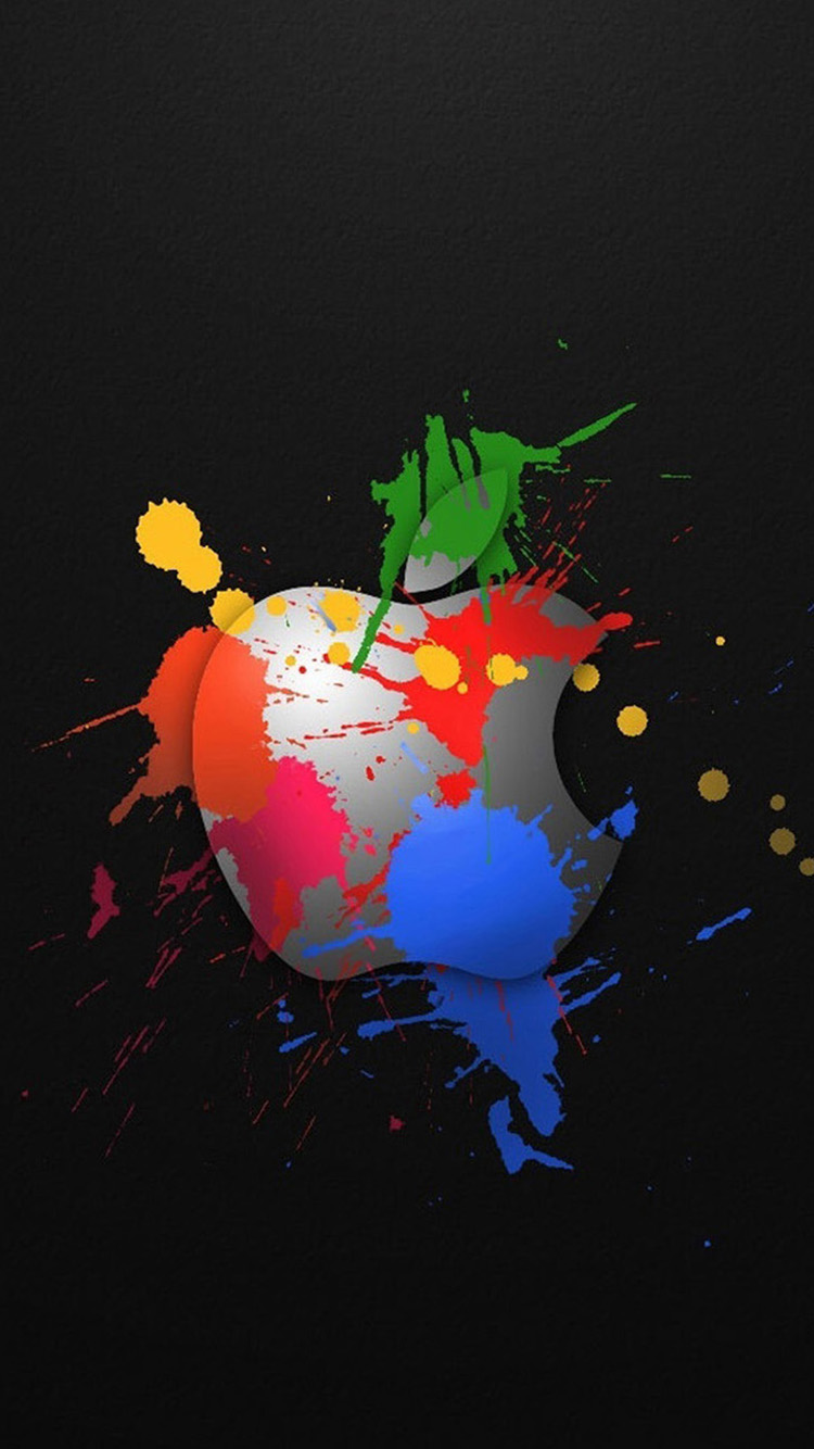 71 Apple Graffiti Wallpaper On Wallpapersafari