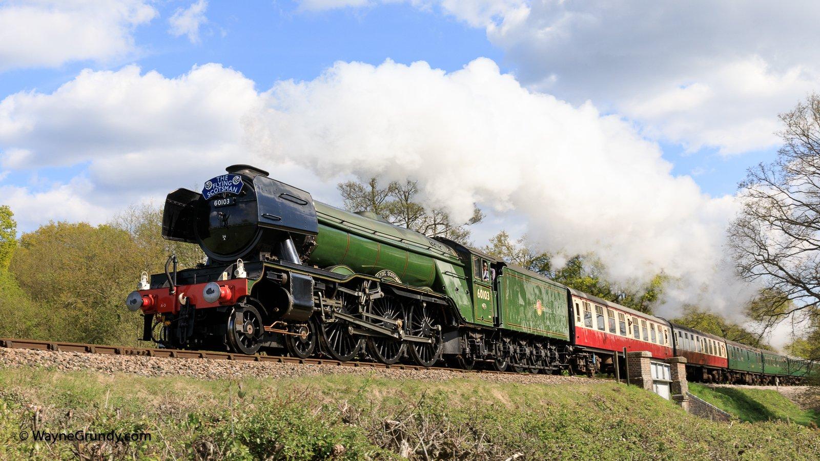 The Flying Scotsman Wayne Grundys PhotoTech Blog 1600x900