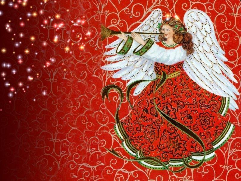 CHRISTMAS ANGEL 800x600