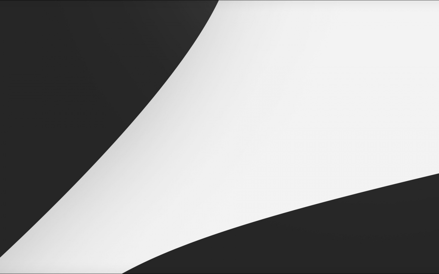 1440x900 Black and White Abstract desktop PC and Mac wallpaper