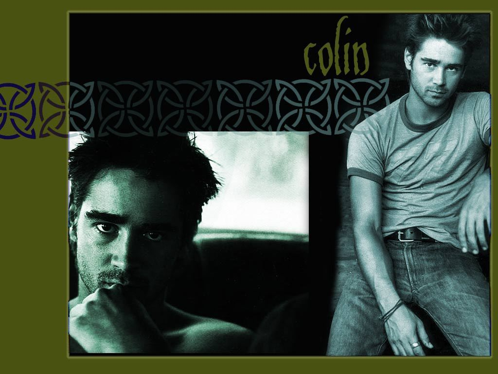 Colin Sexy Wallpaper   Colin Farrell Wallpaper 9829274 1024x768
