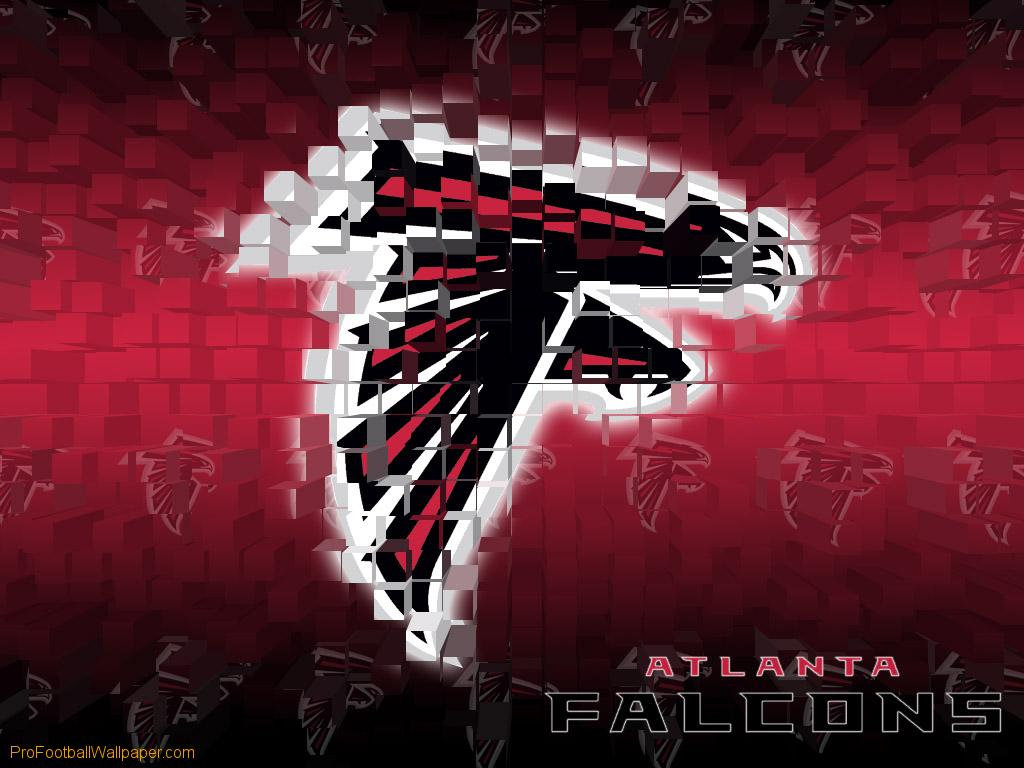 Download Atlanta Falcons wallpaper Atlanta Falcons 3D 1024x768