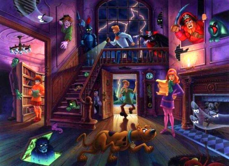 Scooby Doo Thanksgiving Wallpaper