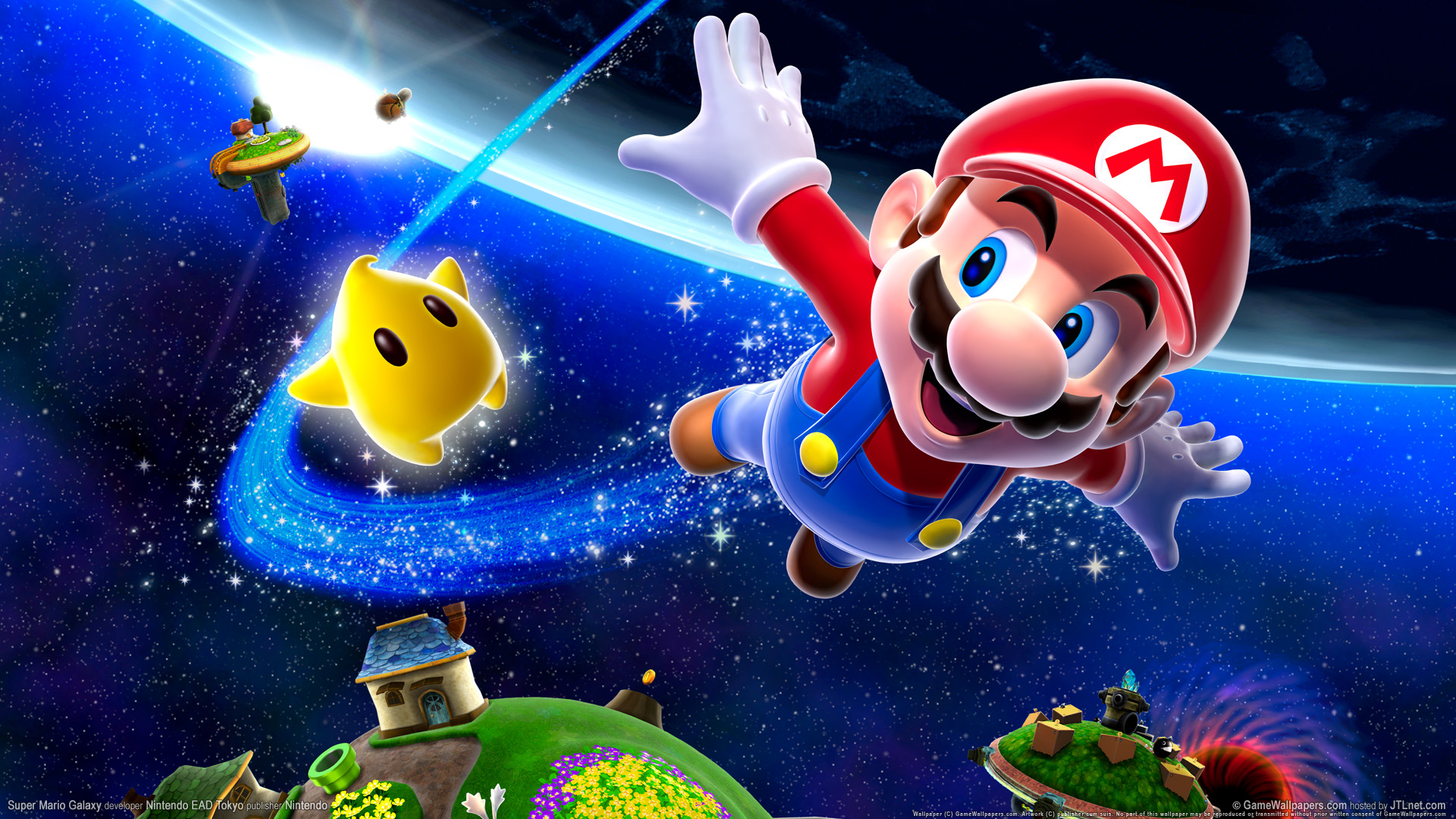 Super Mario 3D Exclusive HD Wallpapers 2595 1920x1080