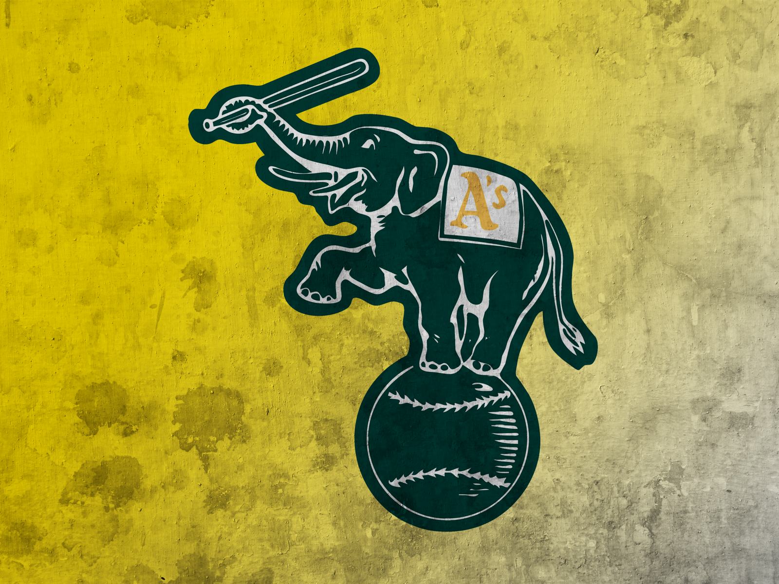 Oakland Athletics Wallpaper 10   1920 X 1200 stmednet 1600x1200