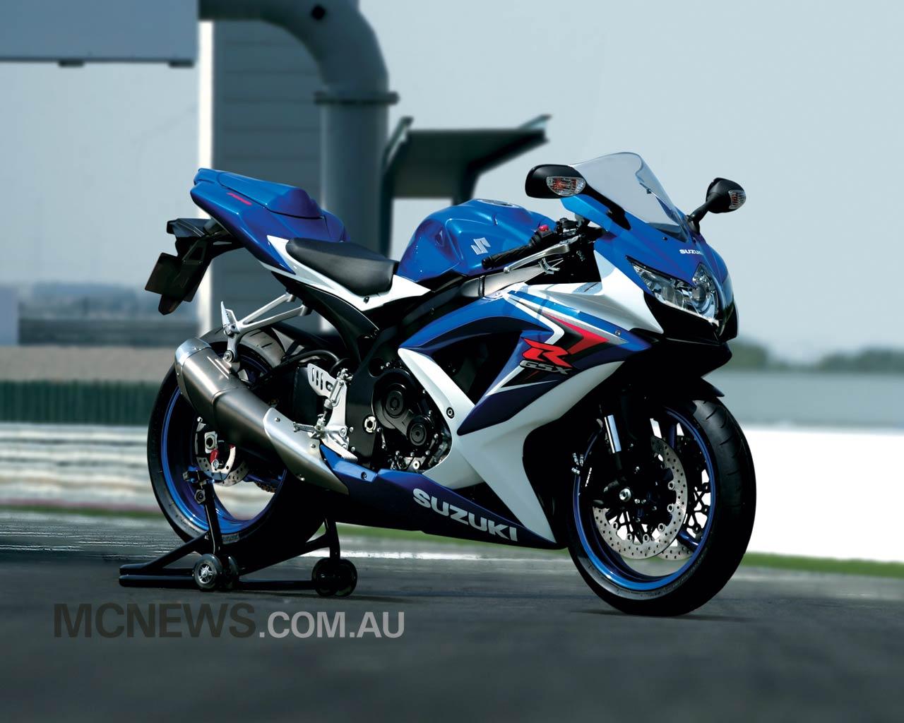 Suzuki Gsxr 600 Wallpaper 1280x1024