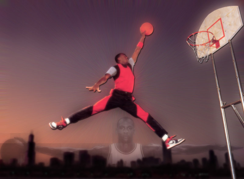 Air Jordan Wallpaper by udownwitopp 800x586