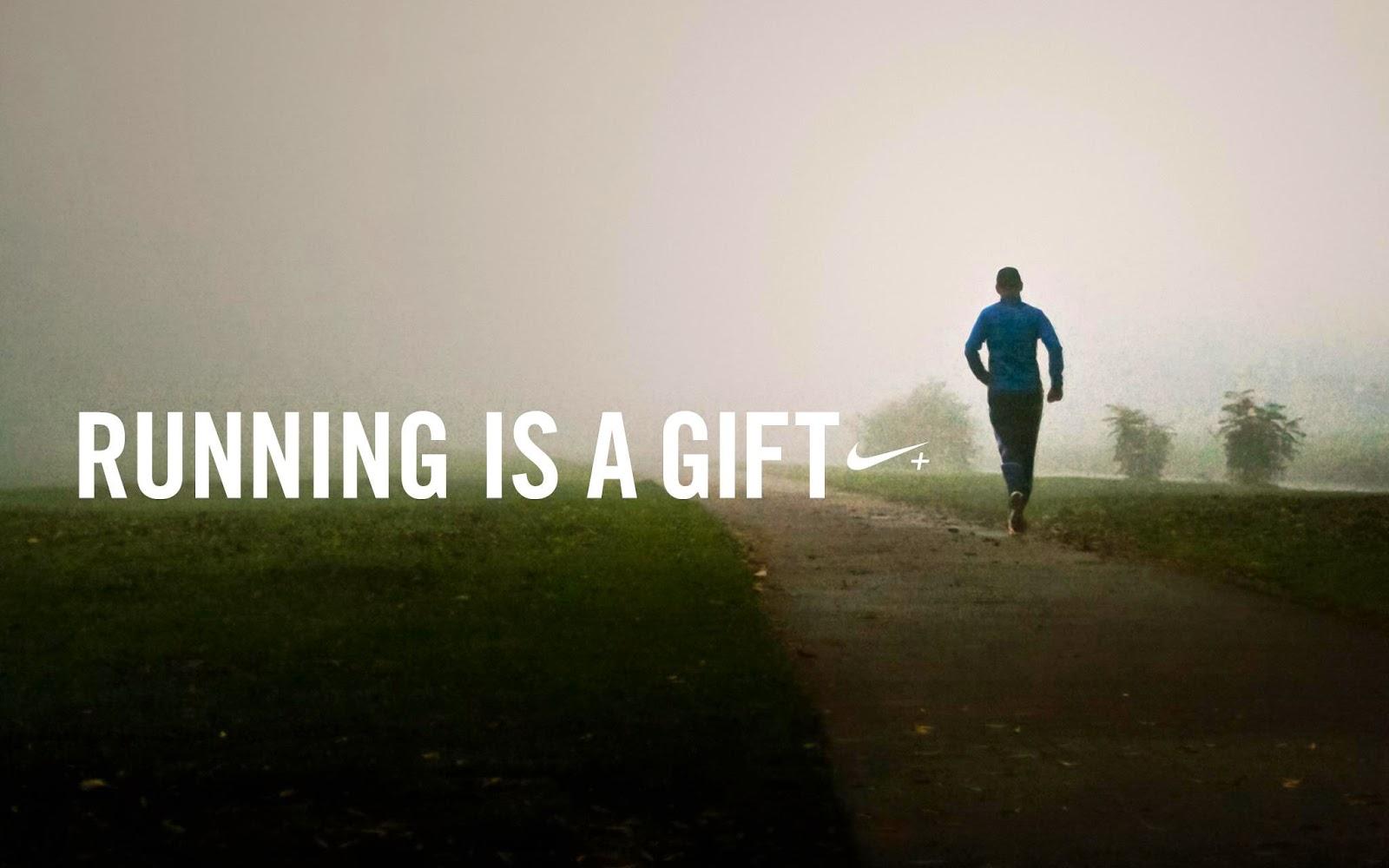 of Nike Running Quotes Health Wallpaper   best desktop backgrounds 1600x1000