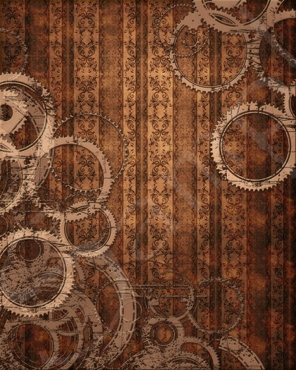 Related Pictures steampunk technology wallpaper for iphone 420x525
