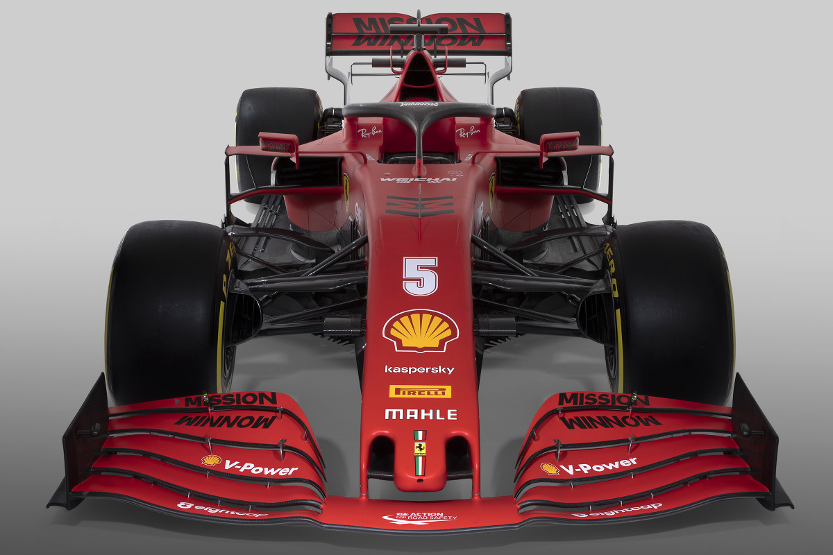 Ferraris 2020 F1 car the SF1000 revealed at event in Italy   F1 1200x800