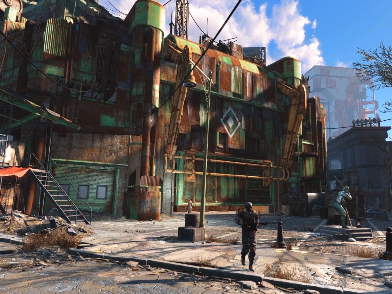 Fallout 4 Desktop HD Wallpaper 3643 1280x960
