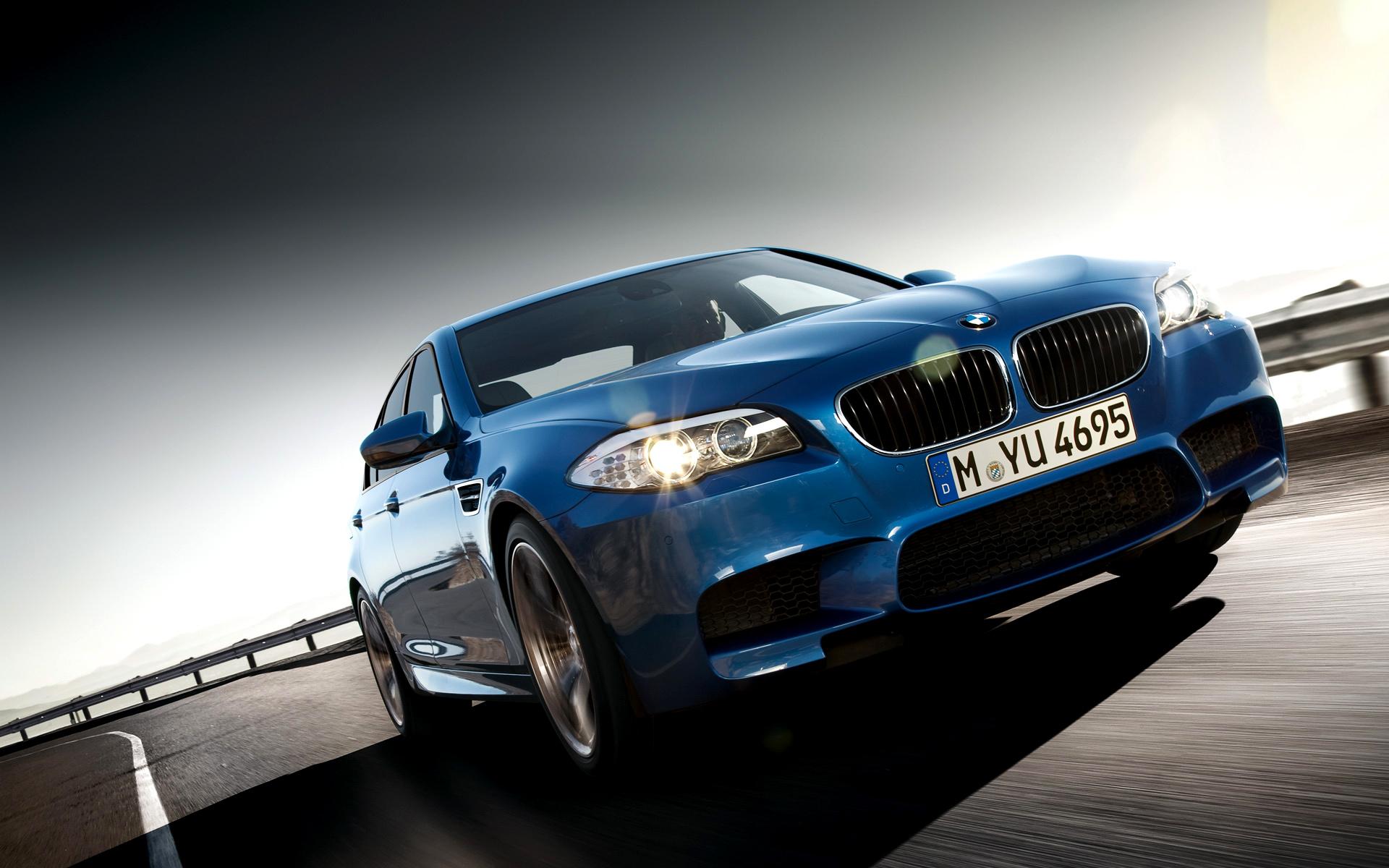 2012 BMW F10 M5 3 Wallpaper HD Car Wallpapers 1920x1200