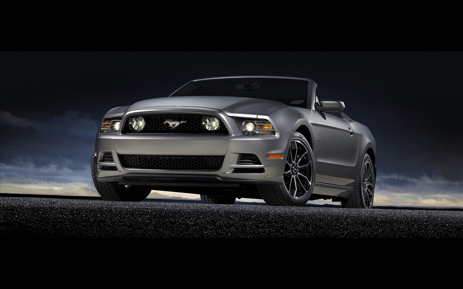 Ford Mustang GT 2013 Wallpaper HD Car Wallpapers 1920x1200