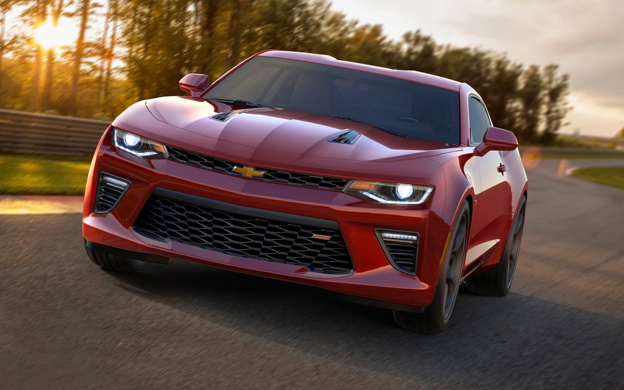 Chevrolet Camaro SS 2016 Wallpaper HD Car Wallpapers 1280x800