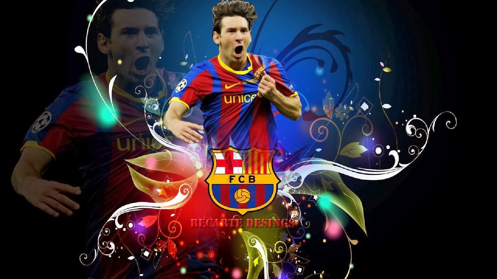 Lionel Messi 1600x900