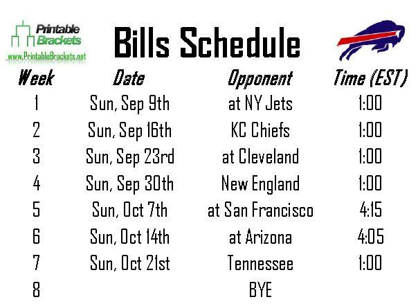 604x439px Buffalo Bills Schedule Wallpaper Wallpapersafari