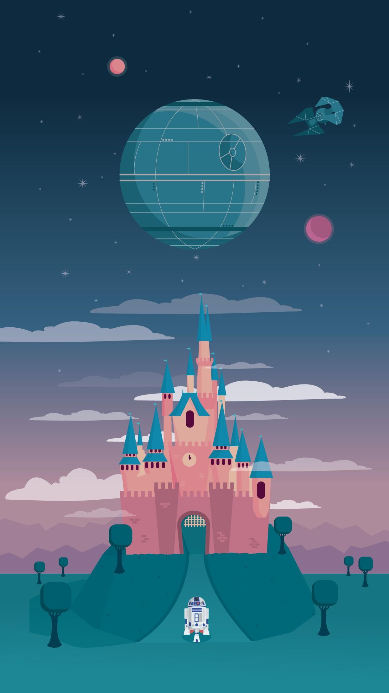 Poolga Milli Jane   Disney and the Death Star 1242x2208