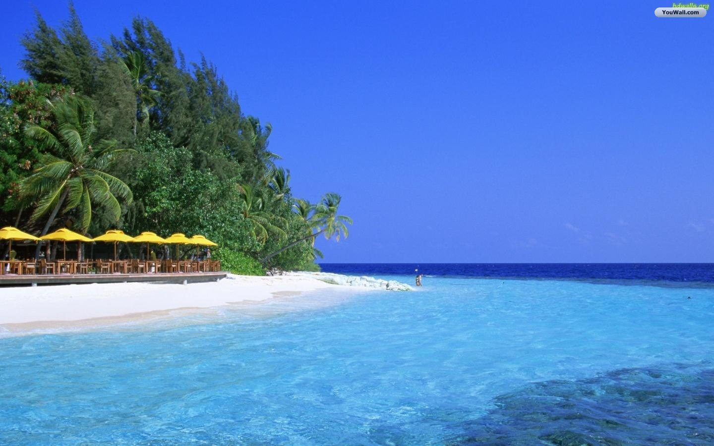 Maldives Island Wallpaper   wallpaperwallpapersfree wallpaper 1440x900