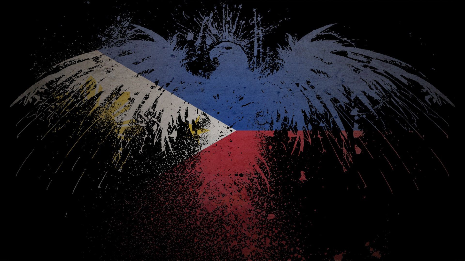 Eagles Flags Wallpaper 1920x1080 Eagles Flags Philippines 1920x1080
