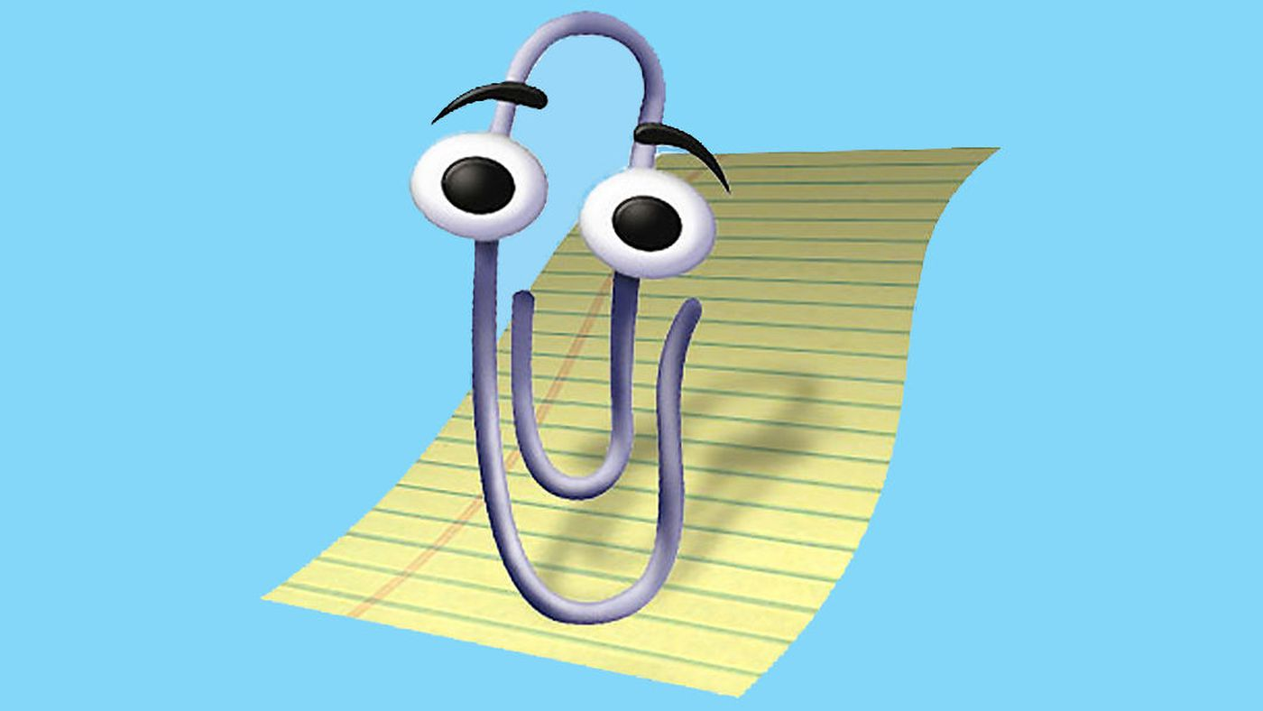 Microsoft resurrects Clippy and then brutally kills him off again 1400x788