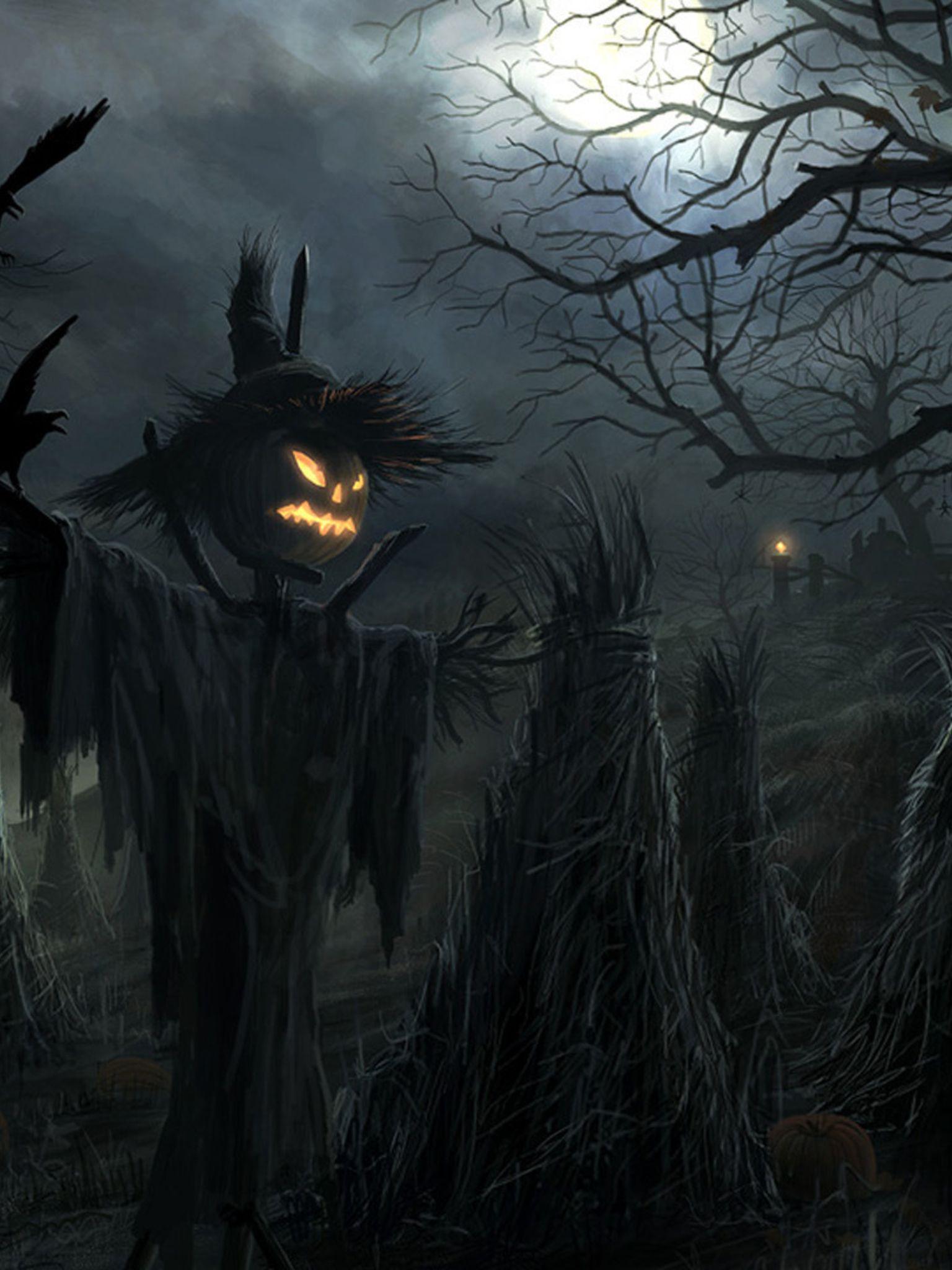 Scary Halloween wallpaper 1536x2048 4k HD wallpaper wallpprscom 1536x2048