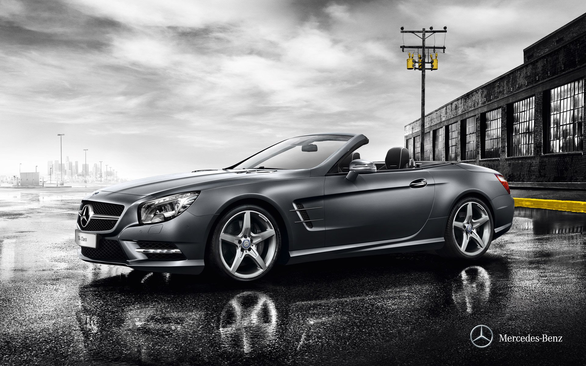 50 HD Backgrounds and Wallpapers of Mercedes Benz For Download 1920x1200