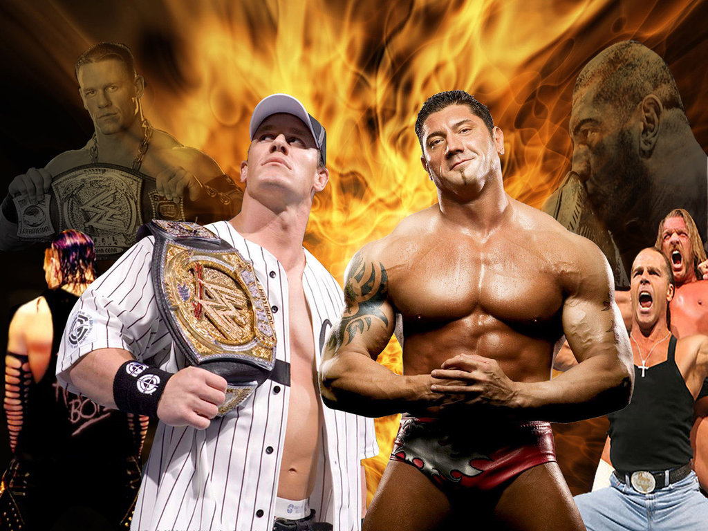 WWE Superstars Wallpapers 2011 Wrestling Stars 1024x768
