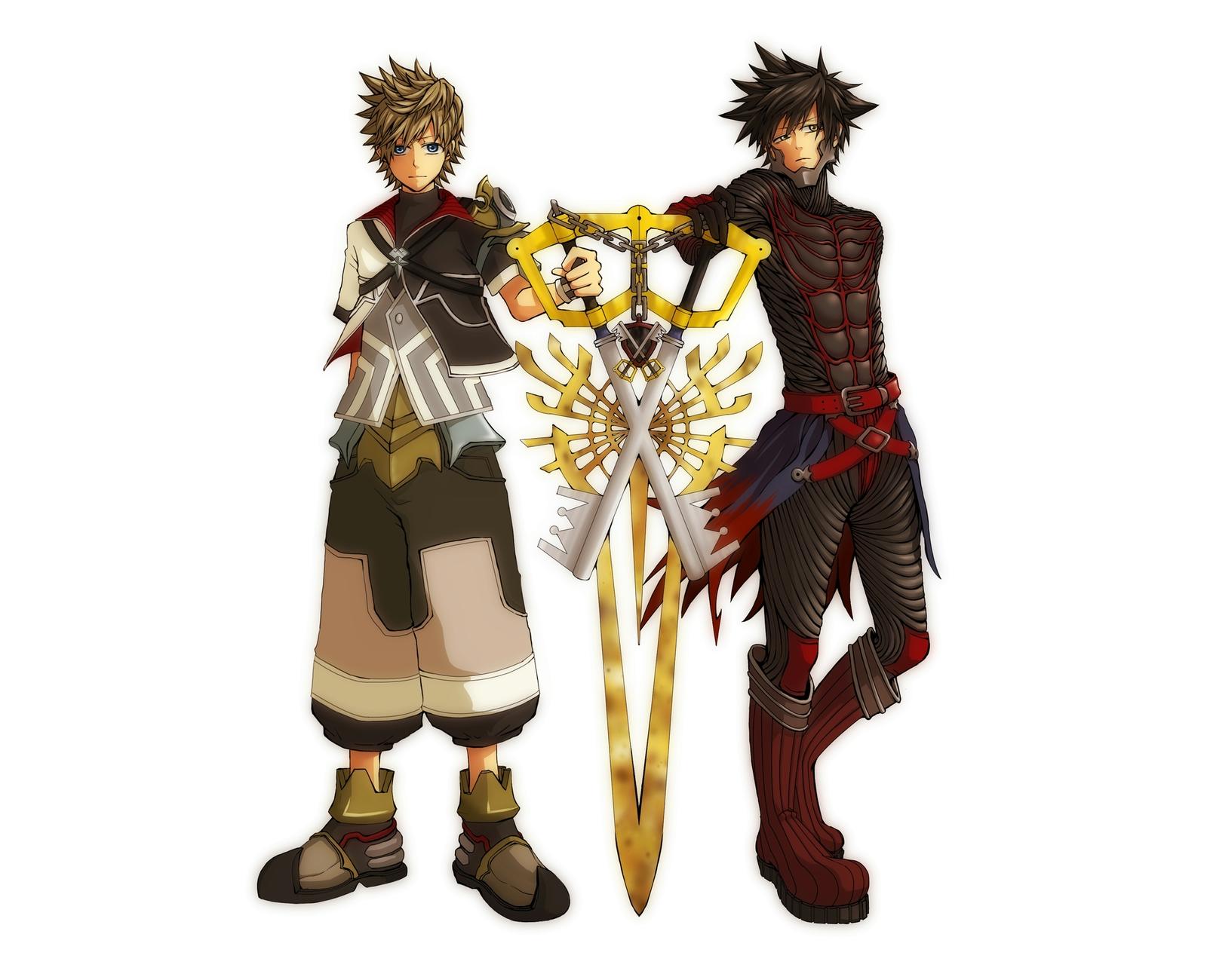 Kingdom Hearts Birth By Sleep Wallpaper - WallpaperSafari Kingdom Hearts Birth By Sleep Armor Wallpaper
