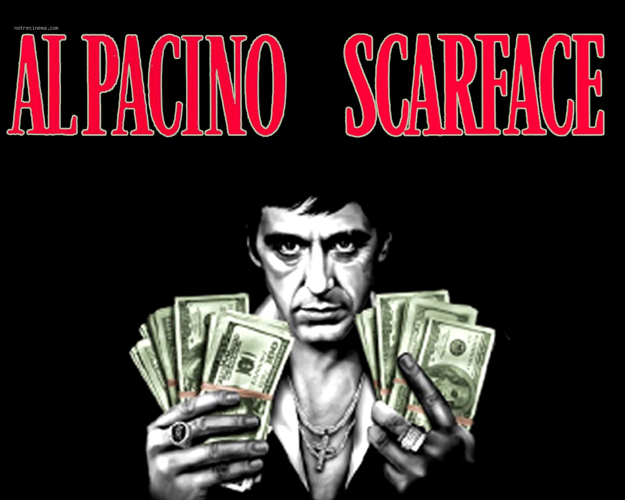 Scarface wallpaper HD 1280x1024