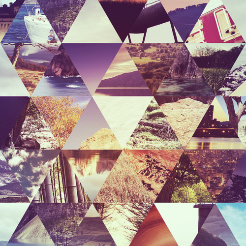 hipster collage Tumblr 500x500
