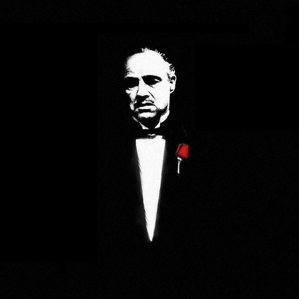 The Godfather iPad Wallpaper   Download iPad 1024x1024