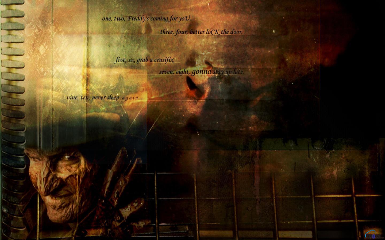 Download Wallpaper Freddy Krueger 1440 x 900 widescreen 1440x900