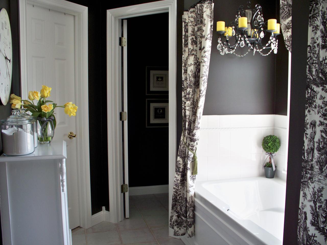 Grey Wallpaper Bathroom Ideas - WallpaperSafari on red and zebra print bathroom decorating ideas, red bathroom decor, red christmas lights,