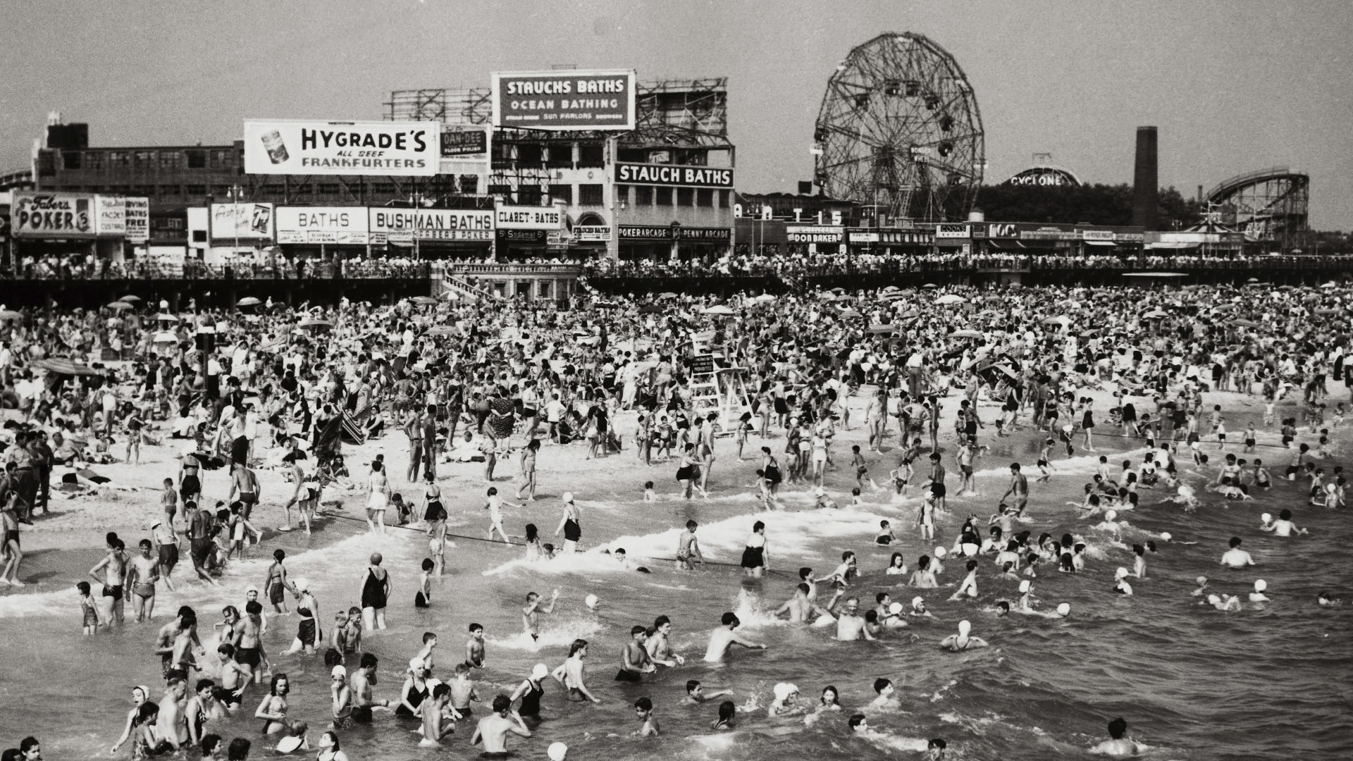 Coney Island Wallpapers 1920x1080