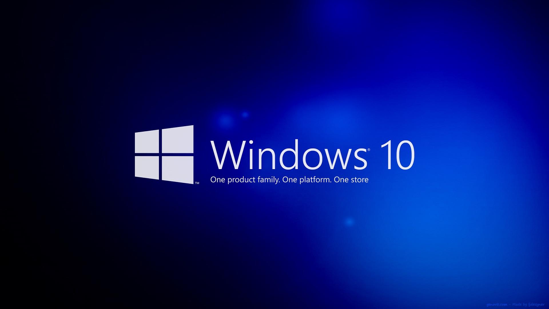 Windows 10 HD Wallpaper 1920x1080 - WallpaperSafari