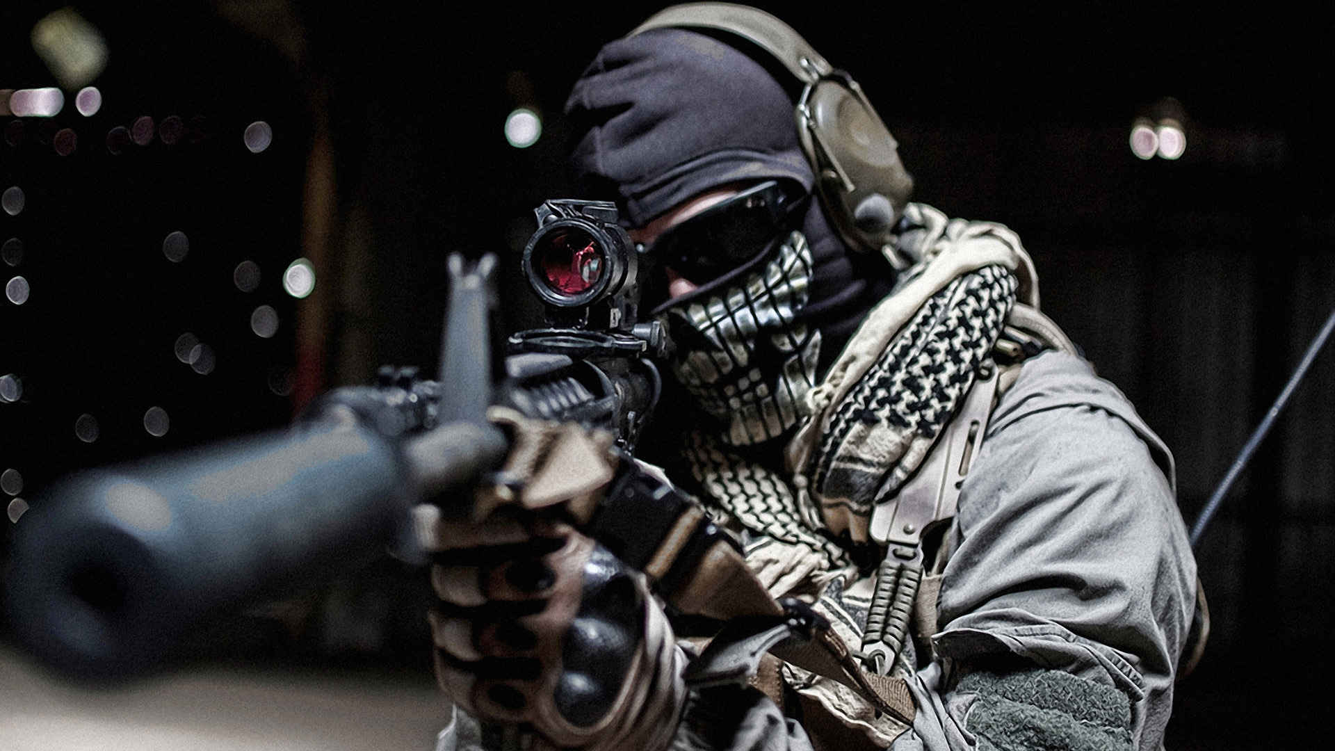 Call of Duty Ghost Wallpaper HD Download 1920x1080