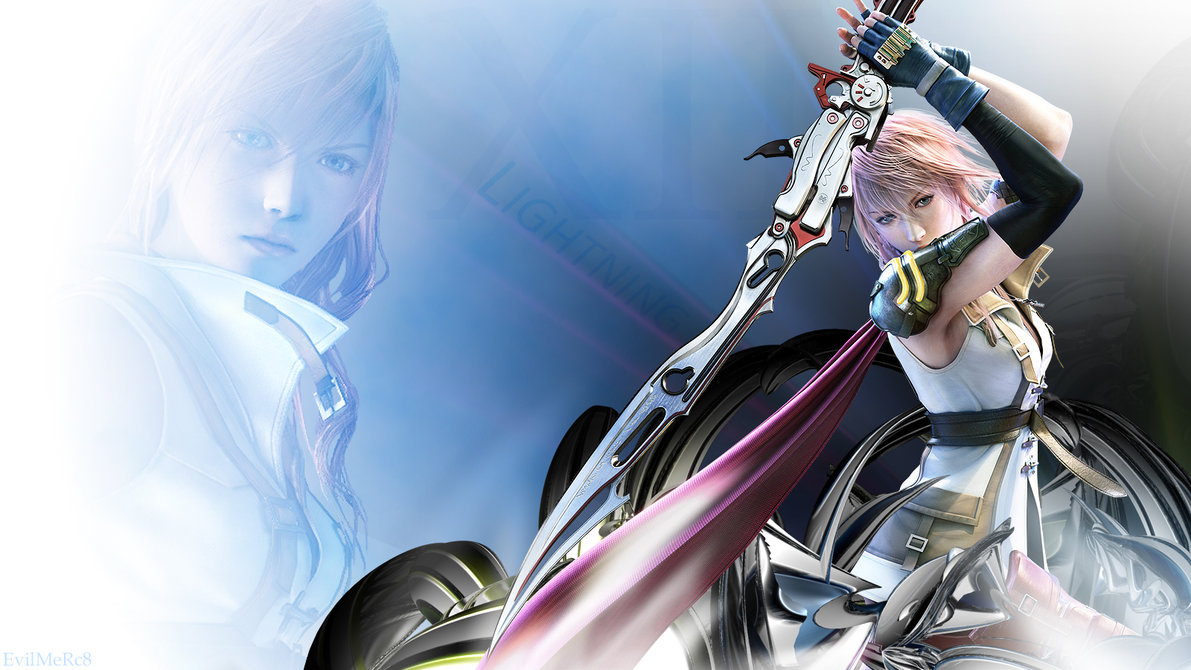 Free Download Final Fantasy 13 Wallpaper Which Is Under The