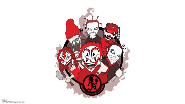 Psychopathic Records Wallpaper Pictures 598x339