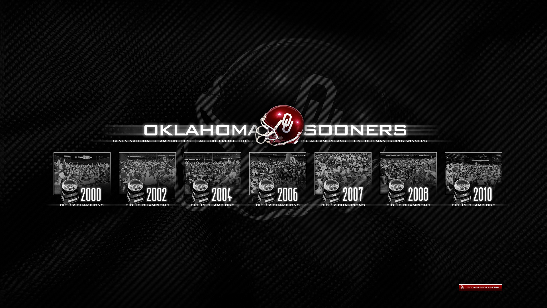 Oklahoma Sooners Screensaver wallpaper   278066 1920x1080
