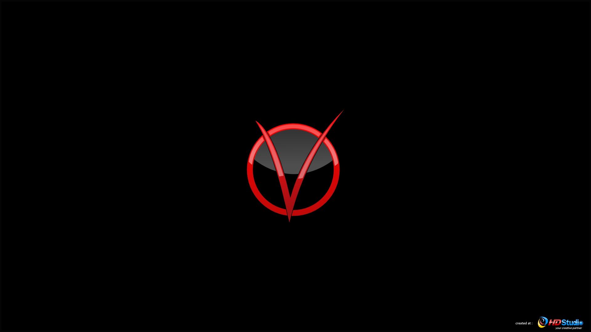 Free Download V For Vendetta By Hd Studio Desktop Wallpaper