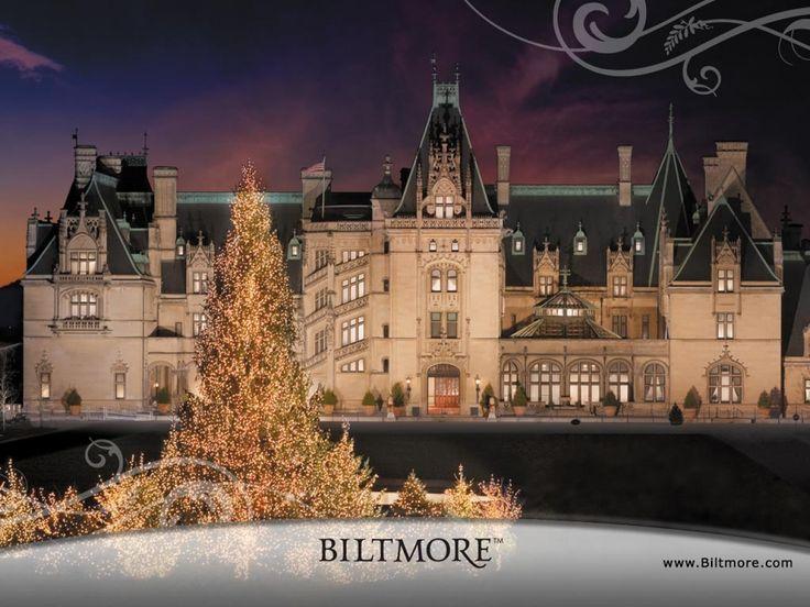 Biltmore Estate Christmas Wallpaper Wallpapersafari