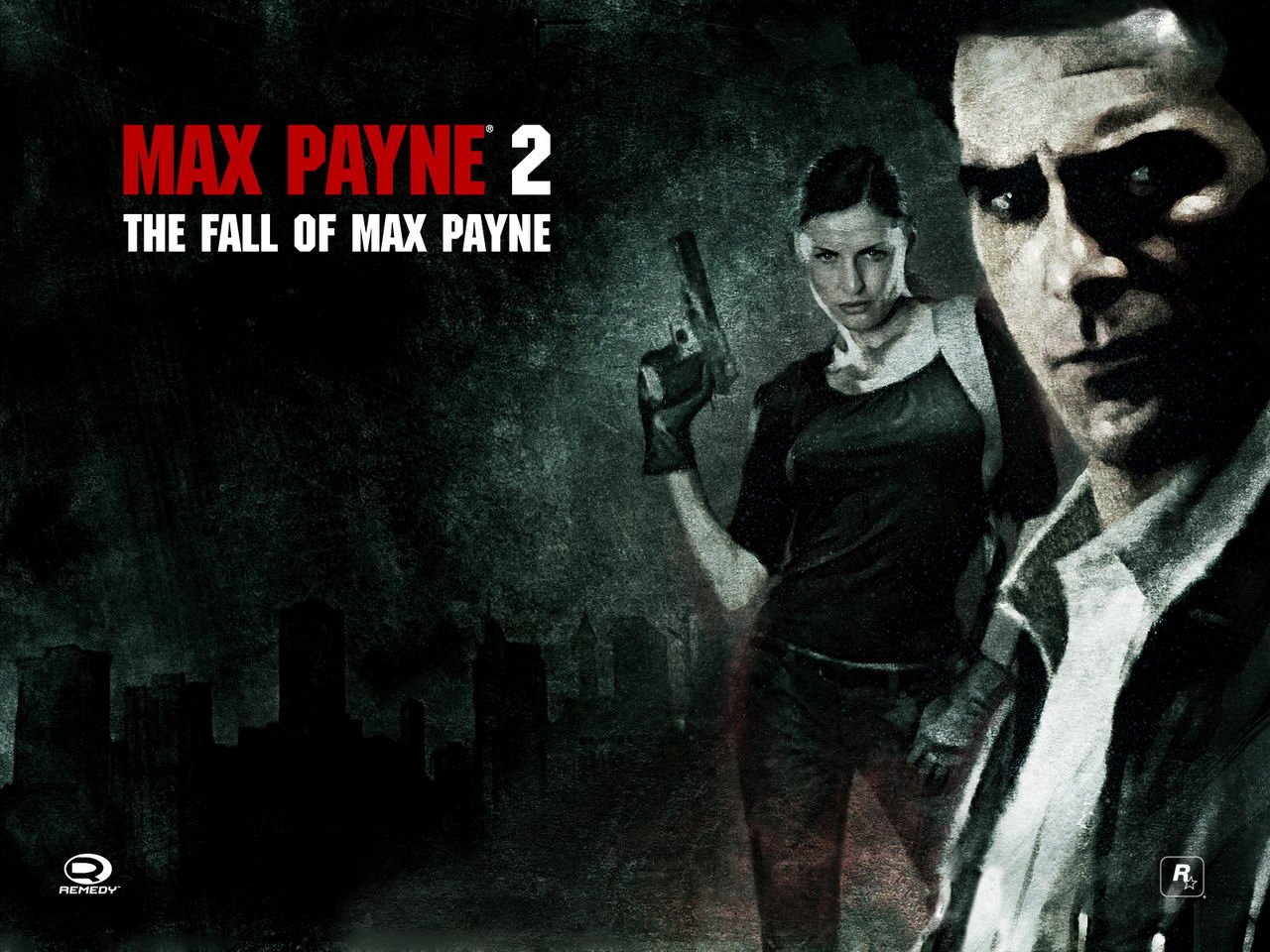 Just finished playing Max Payne 2 for the fucking nth time yesterday 1280x960