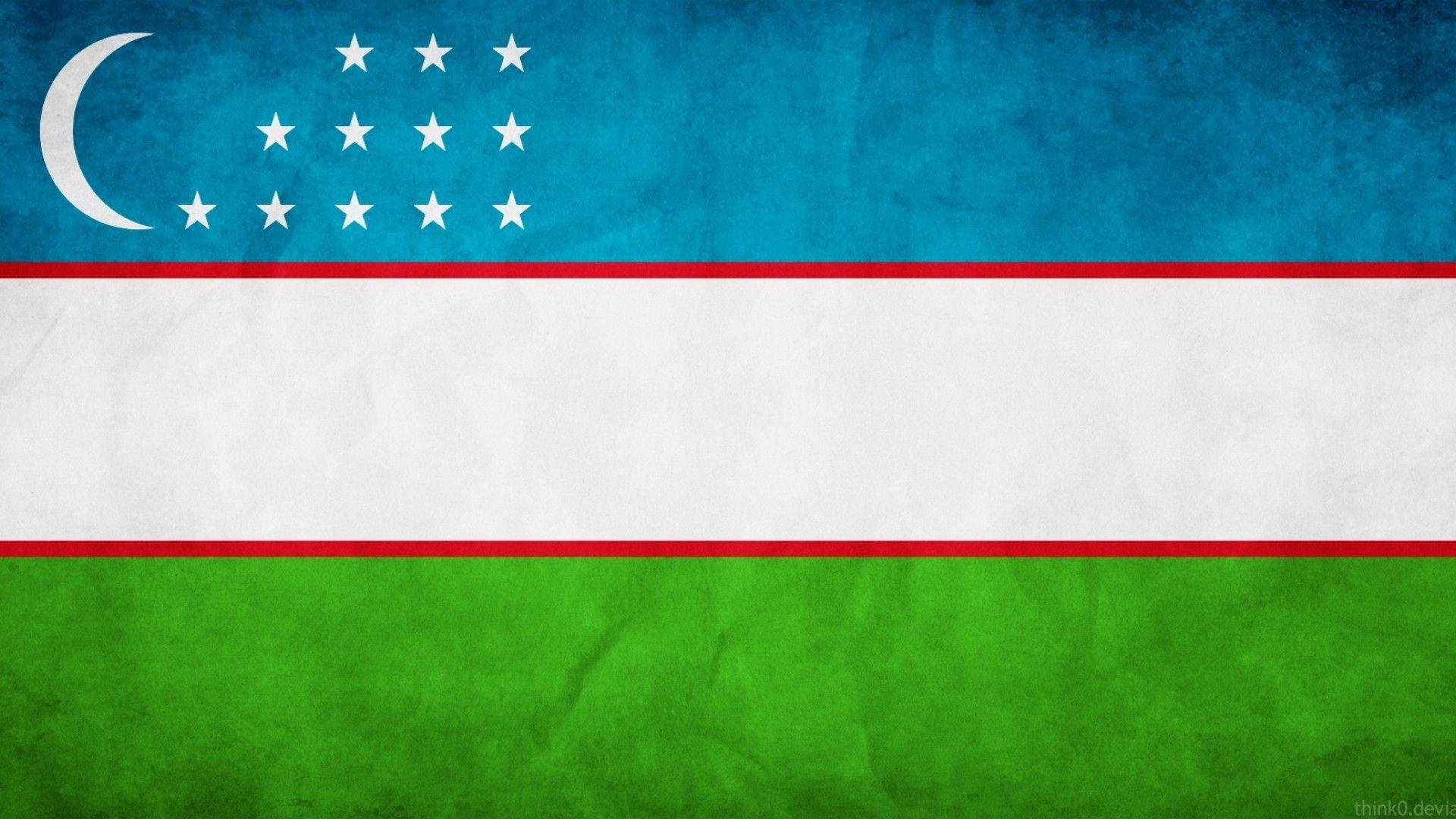 Flag of Uzbekistan wallpaper Education Flag Wallpaper Hd 1920x1080